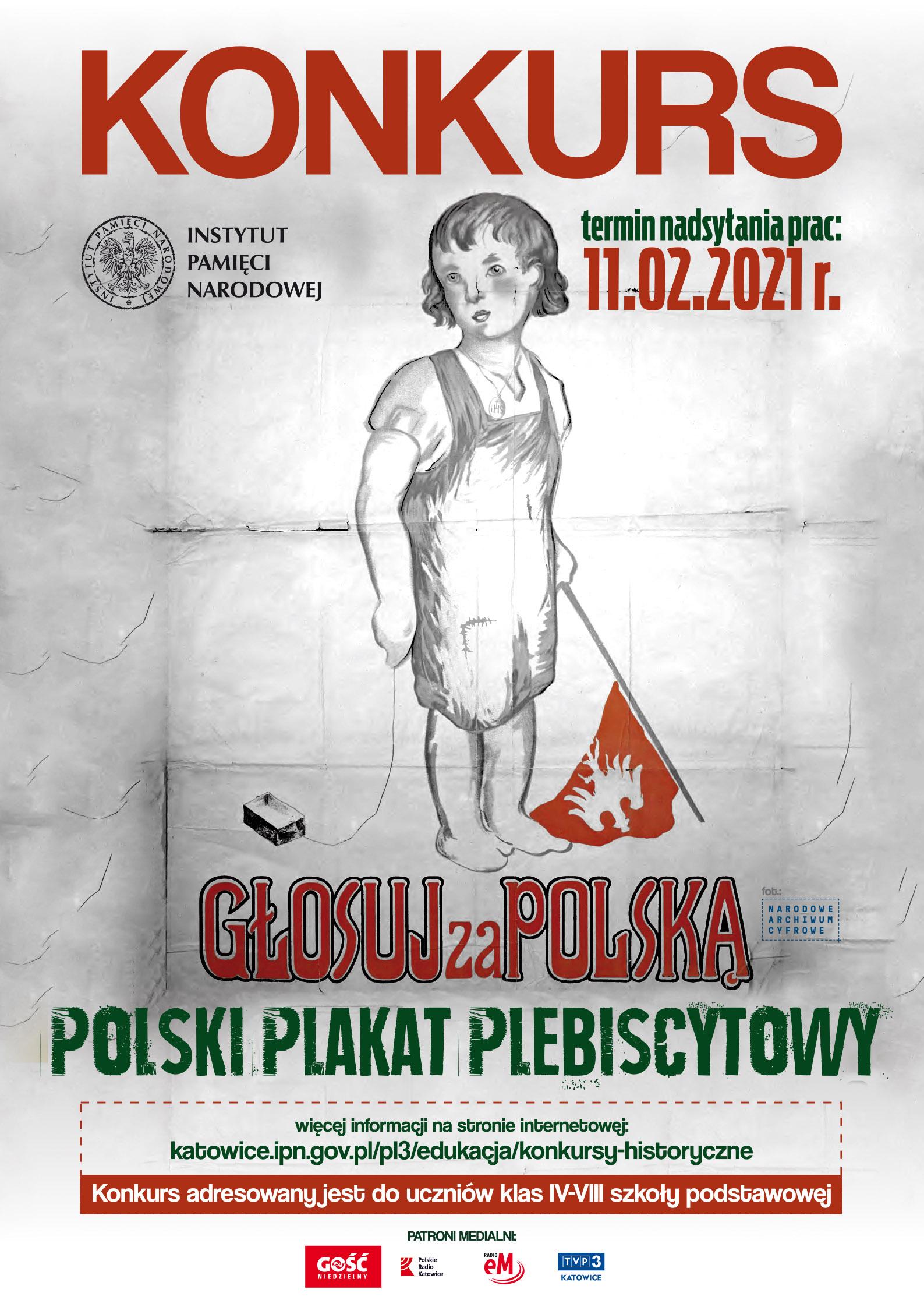 głosuj za Polską