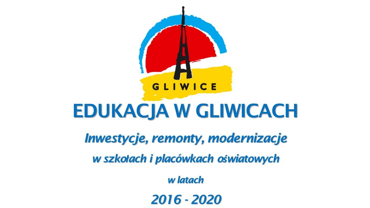 inwestycje i modernizacje 2016-2020