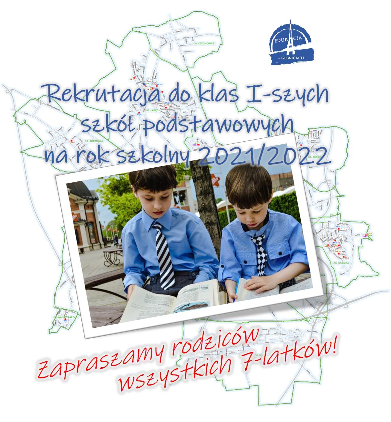 szkoły podstawowe - rekrutacja 2021/2022